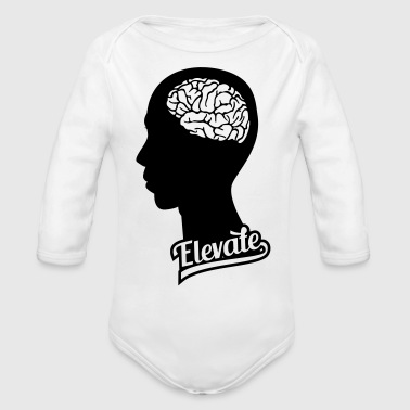 Elevate - Organic Long Sleeve Baby Bodysuit