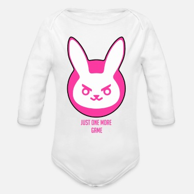 Addicts Addicted - Organic Long Sleeve Baby Bodysuit