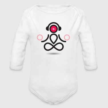 Master-Zen - Long Sleeve Baby Bodysuit