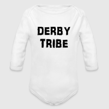 Derby Tribe - Organic Long Sleeve Baby Bodysuit