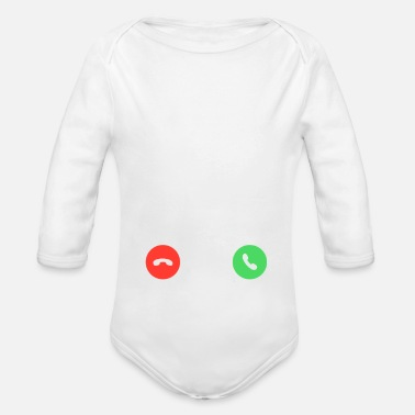 Crossfit call crossfit workout of the day WOD sports - Organic Long Sleeve Baby Bodysuit