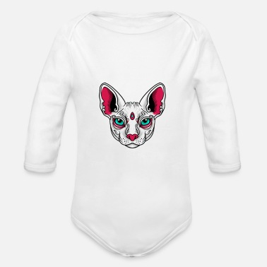Sphinx Sphinx - Organic Long-Sleeved Baby Bodysuit