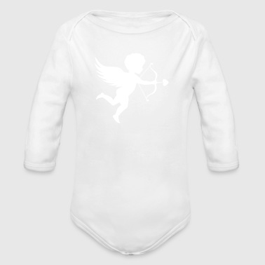 Cupido Angel - Organic Long Sleeve Baby Bodysuit