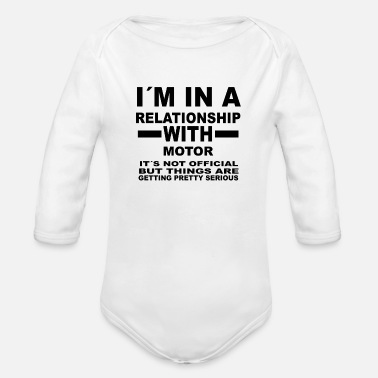 Motor Sport relationship with MOTOR SPORTS - Organic Long Sleeve Baby Bodysuit