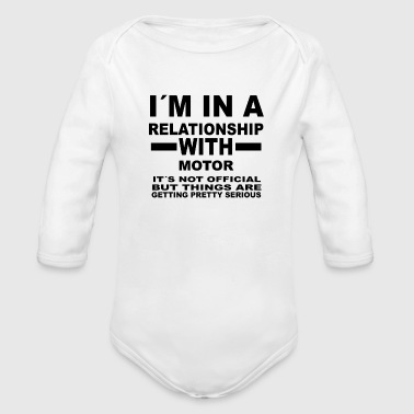 relationship with MOTOR SPORTS - Organic Long Sleeve Baby Bodysuit