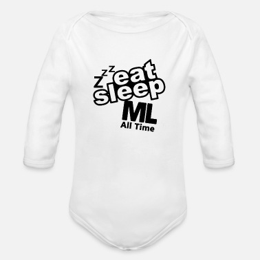 Mobile Mobile Legends - Organic Long-Sleeved Baby Bodysuit