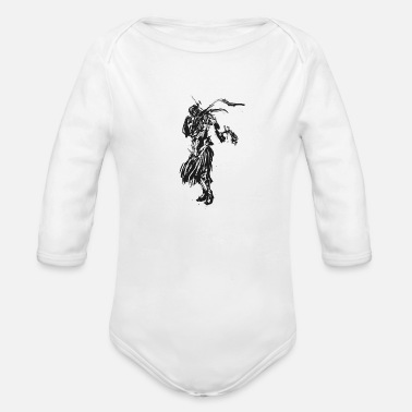 Cyborg Cyborg - Organic Long-Sleeved Baby Bodysuit