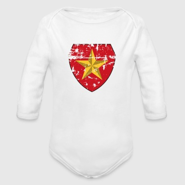 arme - Organic Long Sleeve Baby Bodysuit