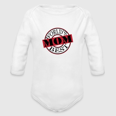 mother - Organic Long Sleeve Baby Bodysuit