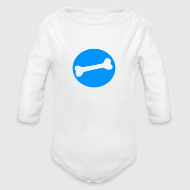 bone - Organic Long Sleeve Baby Bodysuit