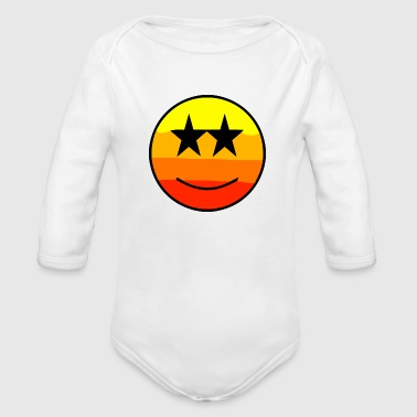 Spirit - Organic Long Sleeve Baby Bodysuit