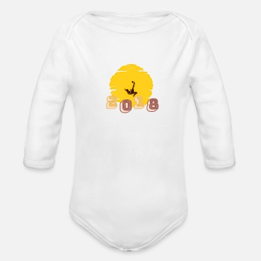 Worldcup Russia 2018 worldcup - Organic Long-Sleeved Baby Bodysuit