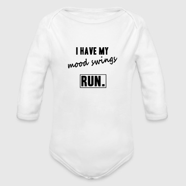 Relationship - Organic Long Sleeve Baby Bodysuit