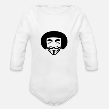 Anonymous anonymous - Organic Long-Sleeved Baby Bodysuit