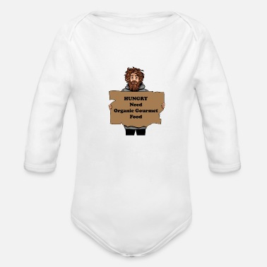 Beggar Choosing Beggar Shirt 2 - Organic Long-Sleeved Baby Bodysuit
