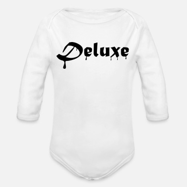 Deluxe Deluxe - Organic Long-Sleeved Baby Bodysuit