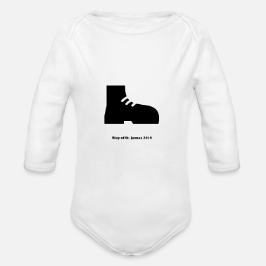 The Way Of St James Way of St. James 2019 - Organic Long Sleeve Baby Bodysuit