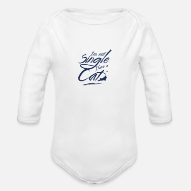 Pet Pet Pet Pet Pet - Organic Long-Sleeved Baby Bodysuit