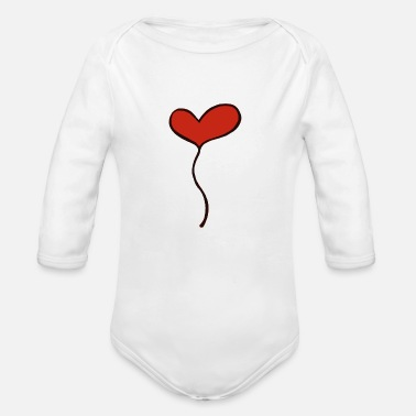 Surprise Surprise - Organic Long Sleeve Baby Bodysuit