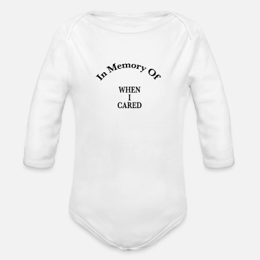 Memory Memory - Organic Long-Sleeved Baby Bodysuit