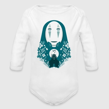 Spirited - Organic Long Sleeve Baby Bodysuit