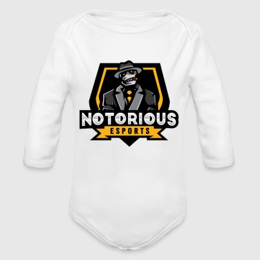 Notorious Esports - Long Sleeve Baby Bodysuit