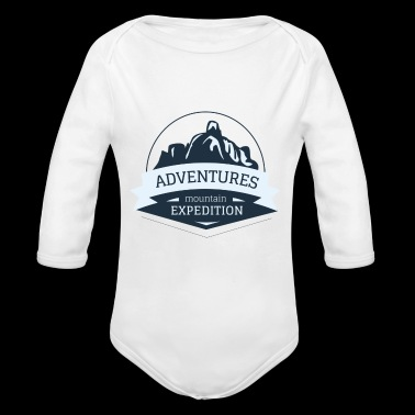 Travel Tee Shirt Gift for men and women - Long Sleeve Baby Bodysuit