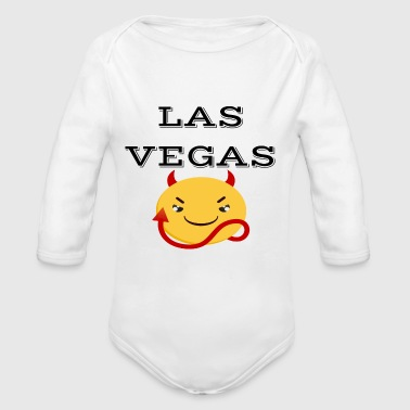 Be Naughty - Long Sleeve Baby Bodysuit