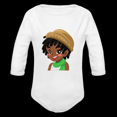 Children 01 - Long Sleeve Baby Bodysuit