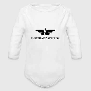 Electrical engineering - Organic Long Sleeve Baby Bodysuit