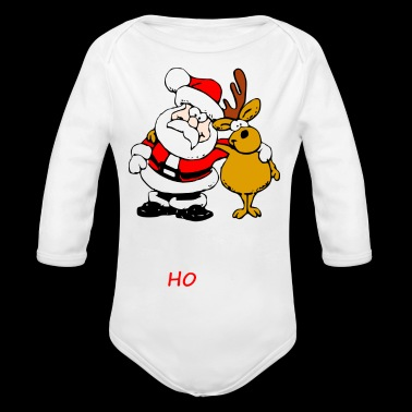 Isle of Homie - Long Sleeve Baby Bodysuit