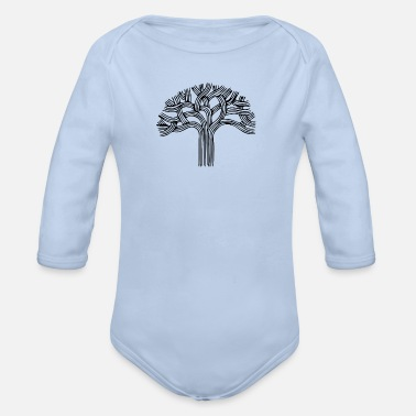 Golden State Warriors 89 Golden State Warriors The Town - Organic Long-Sleeved Baby Bodysuit