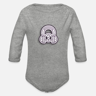 Icon answer icon faq icon listening icon - Organic Long-Sleeved Baby Bodysuit