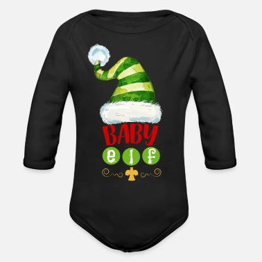 Baby Elf Baby Elf - Organic Long-Sleeved Baby Bodysuit