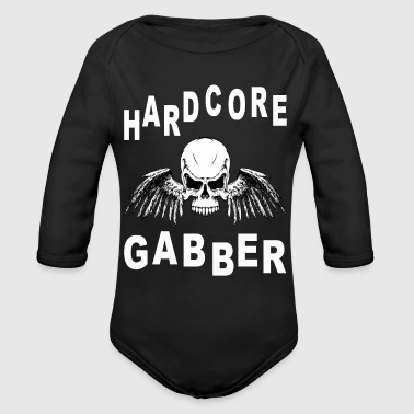 Hardcore - Organic Long Sleeve Baby Bodysuit