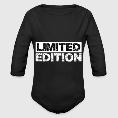 Limited Edition - Organic Long Sleeve Baby Bodysuit