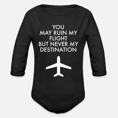 Vacation VACATION - Organic Long Sleeve Baby Bodysuit