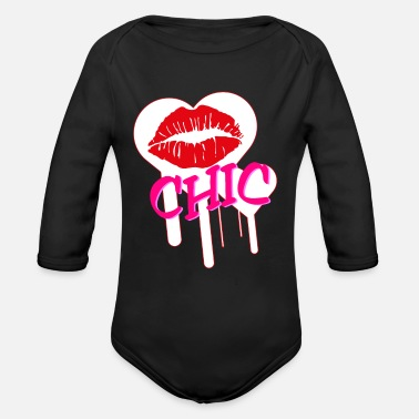 Chic Chic - Organic Long Sleeve Baby Bodysuit