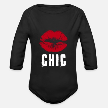 Chic Chic - Organic Long-Sleeved Baby Bodysuit