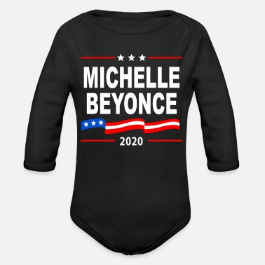 Election Election 2020 - USA Elections - Organic Long-Sleeved Baby Bodysuit