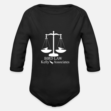 Bird Law Kelly And Associates - Organic Long-Sleeved Baby Bodysuit