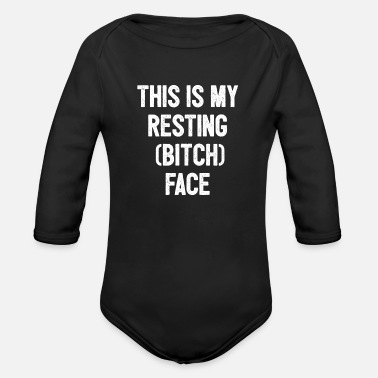 Provocation Provocative - Organic Long-Sleeved Baby Bodysuit
