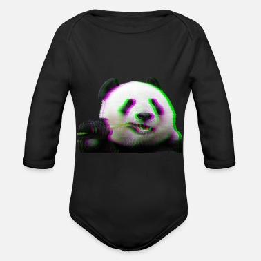 a7ea868676 Panda Panda - Organic Long-Sleeved Baby Bodysuit