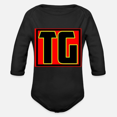 Hot Shot Hot Shot - Organic Long Sleeve Baby Bodysuit