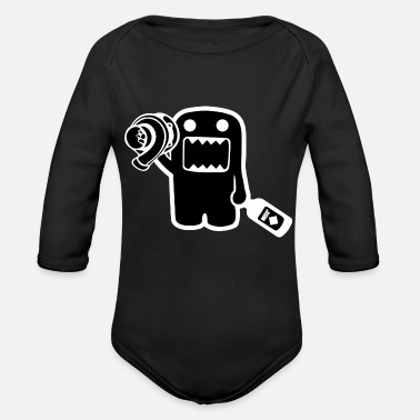 Nos Need NOS - Organic Long-Sleeved Baby Bodysuit
