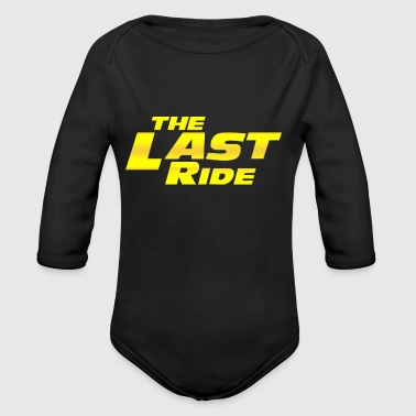 movie - Organic Long Sleeve Baby Bodysuit