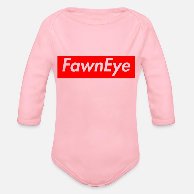 e31245482b73 Supreme FawnEye Shirt Organic Long-Sleeved Baby Bodysuit | Spreadshirt