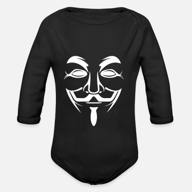 Anonymous Anonymous - Organic Long Sleeve Baby Bodysuit