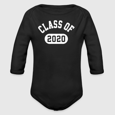 Class Of 2020 - Long Sleeve Baby Bodysuit