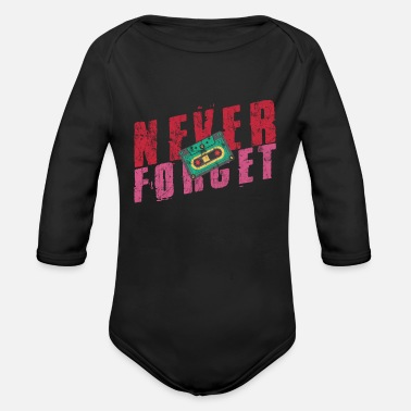 Technology Technology - Organic Long-Sleeved Baby Bodysuit